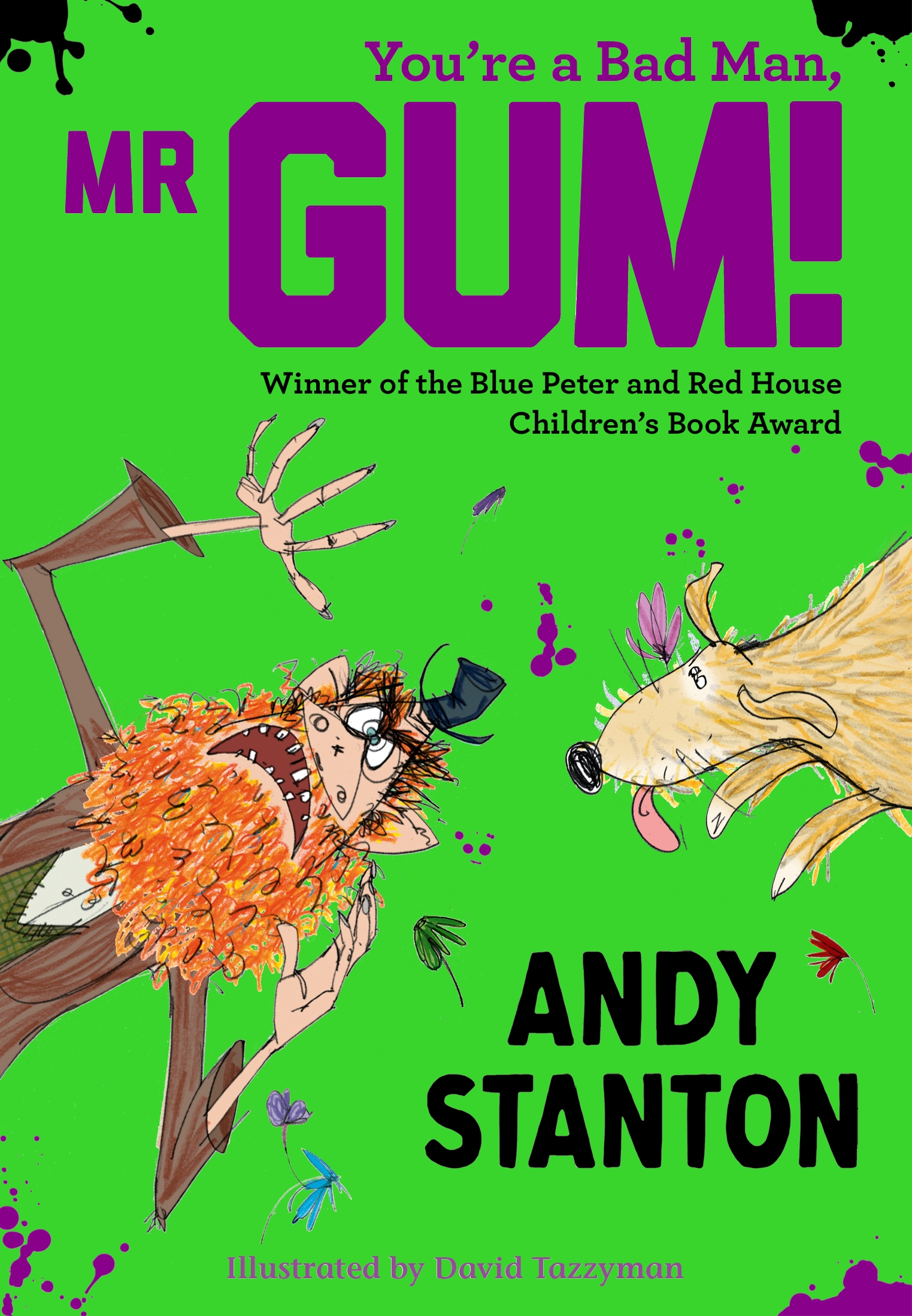 Watch Andy Read the First Chapter from his Award-Winning Debut