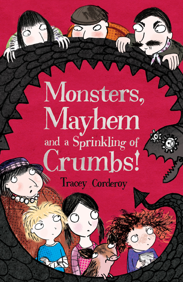 Monsters, Mayhem and a Sprinkling of Crumbs!