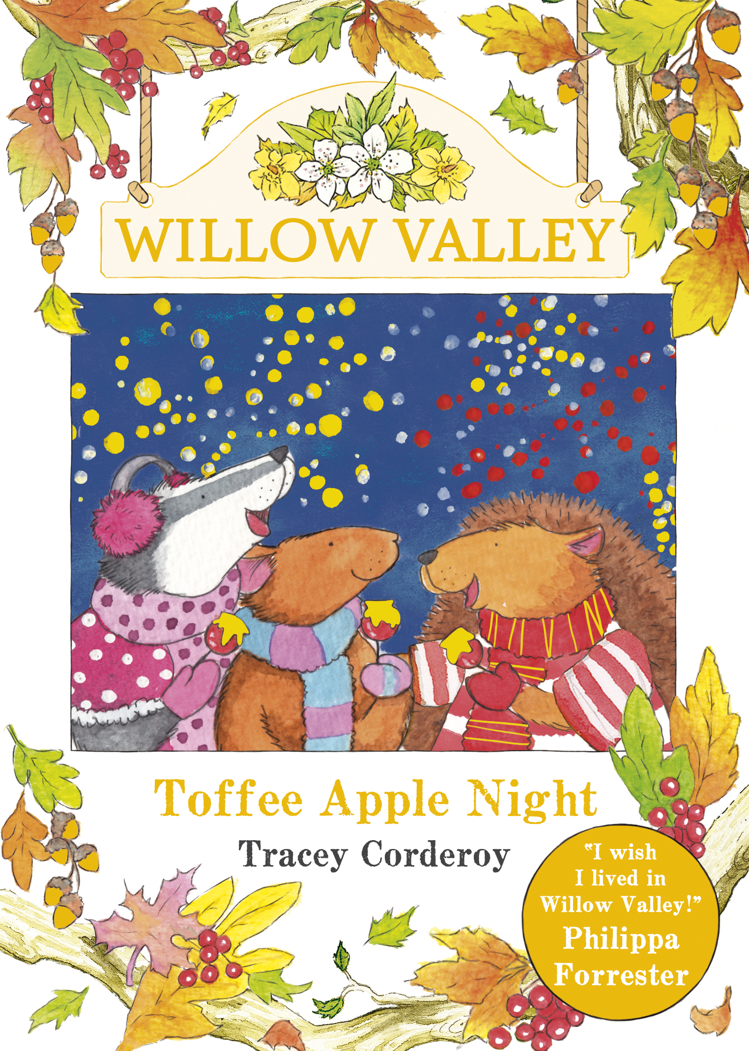 Willow Valley - Toffee Apple Night