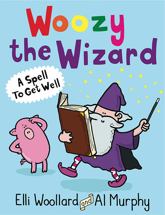 Woozy the Wizard - A Spell to get Well