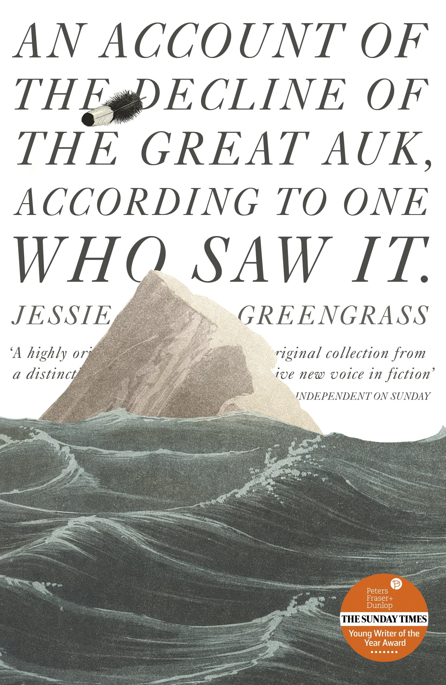 An Account of the Decline of the Great Auk, According to One Who Saw It