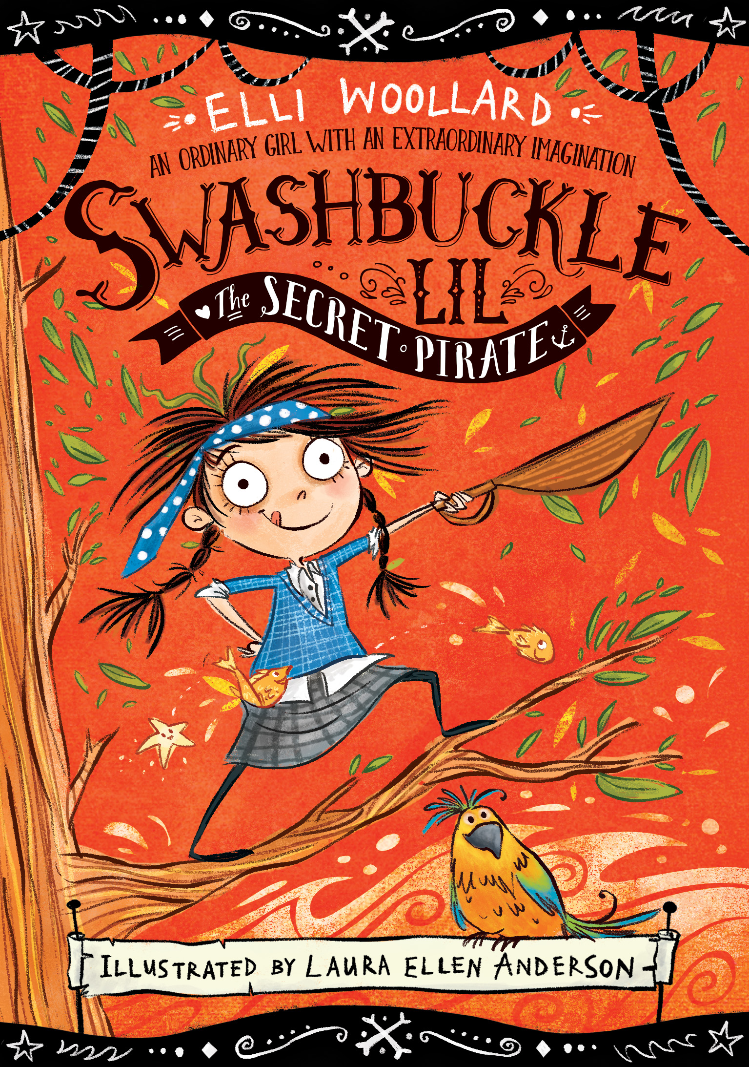 Swashbuckle Lil: The Secret Pirate