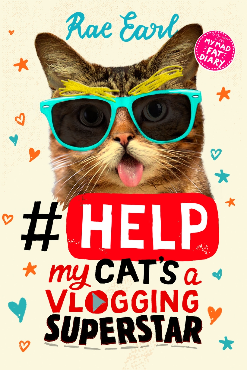 #Help – My Cat's a Vlogging Superstar!