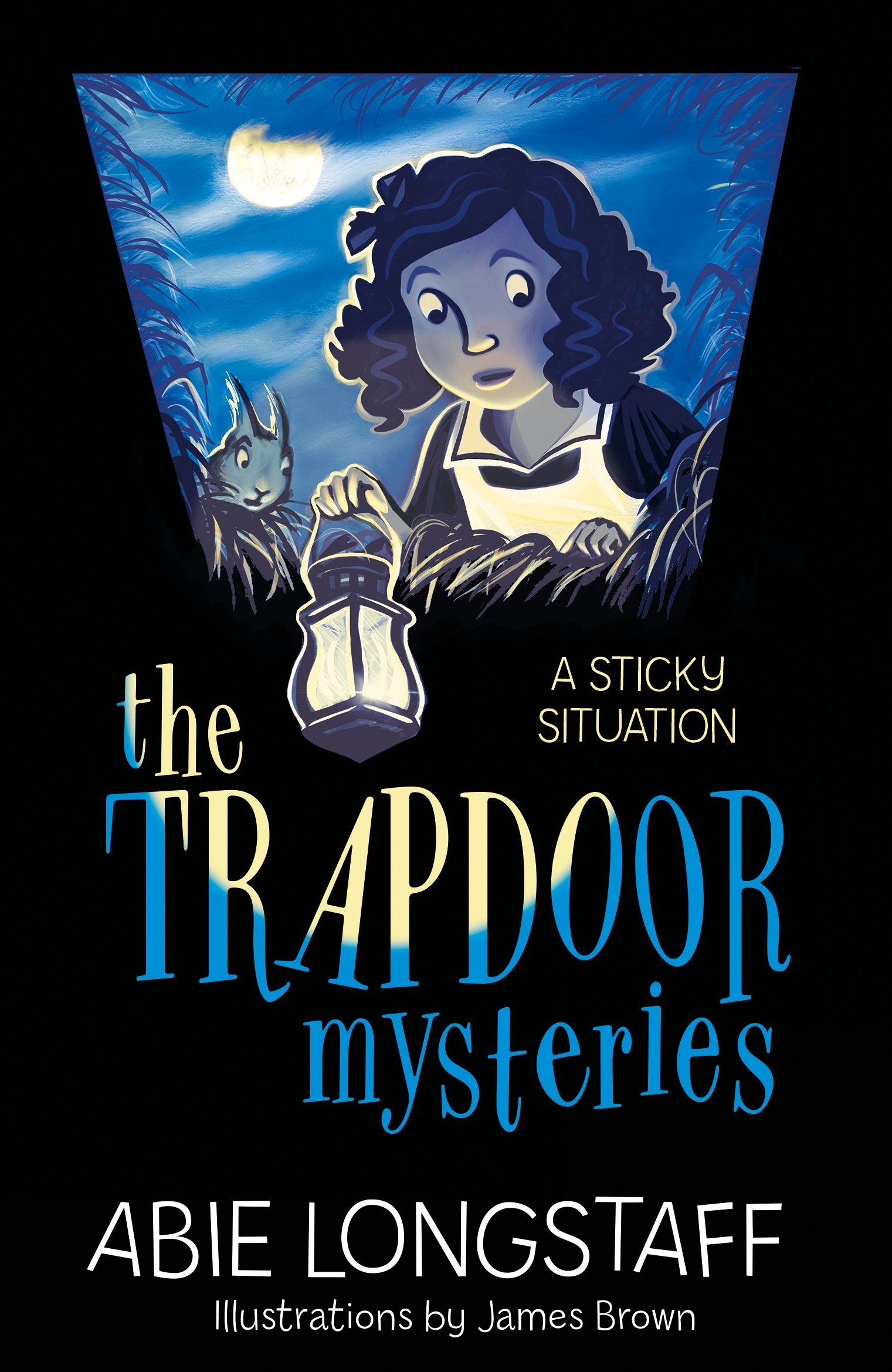 The Trapdoor Mysteries: Sticky Situation