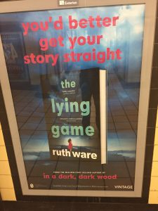 The Lying Game published today