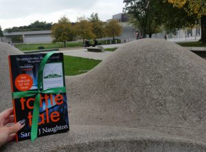 Copies of Tattletale hidden by The Book Fairies