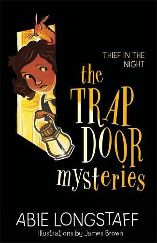 The Trapdoor Mysteries: The Lost Treasure 1