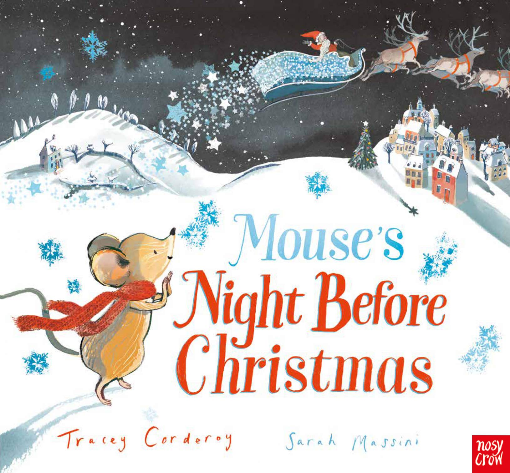 Meet the Christmas Mouse at Waterstones Oxford