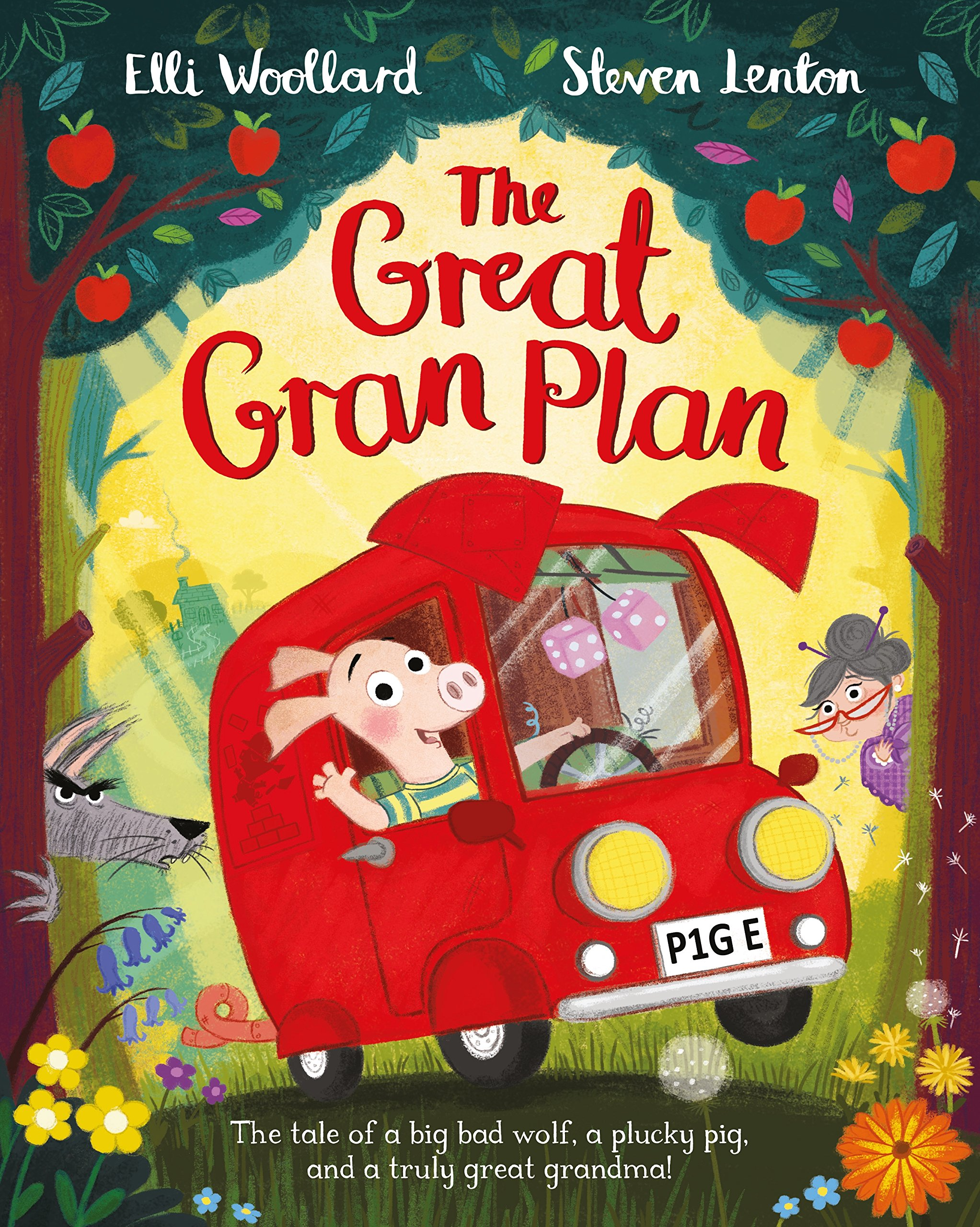 Rave reviews for The Great Gran Plan
