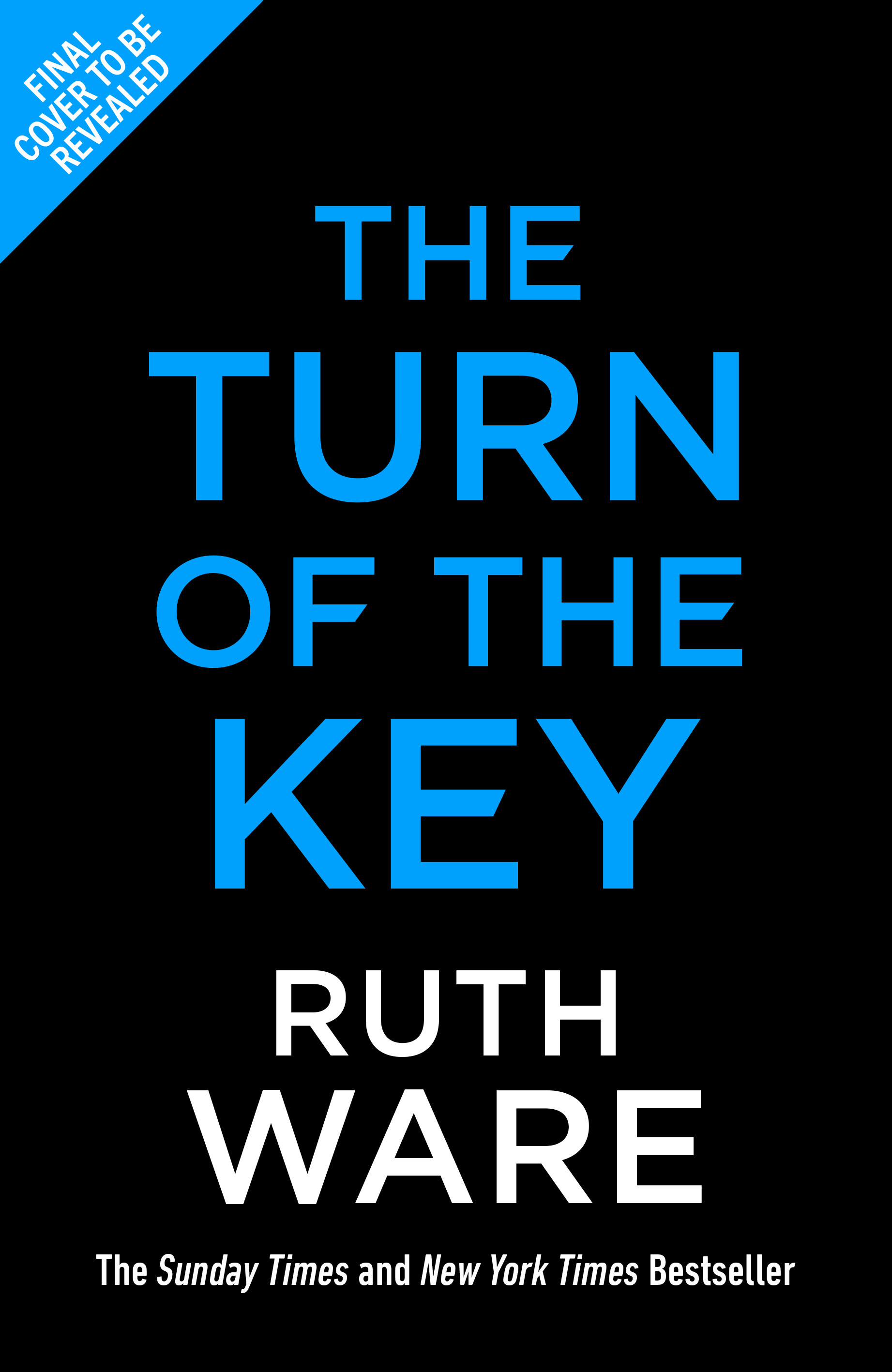 The Turn of the Key (cover to be revealed)