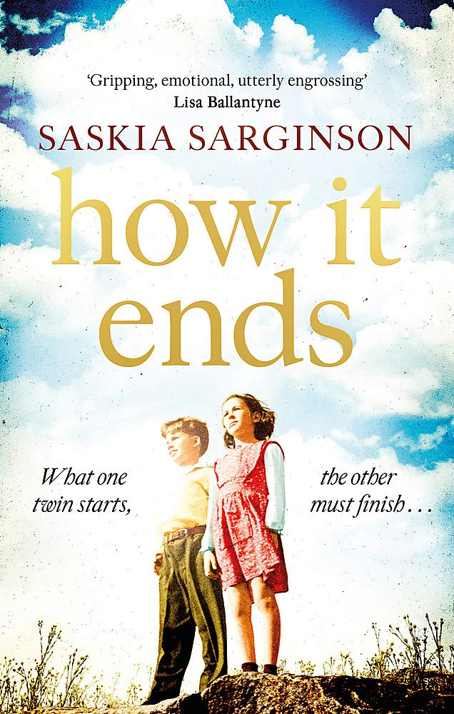 How It Ends on the East Anglian Book Awards Shortlist