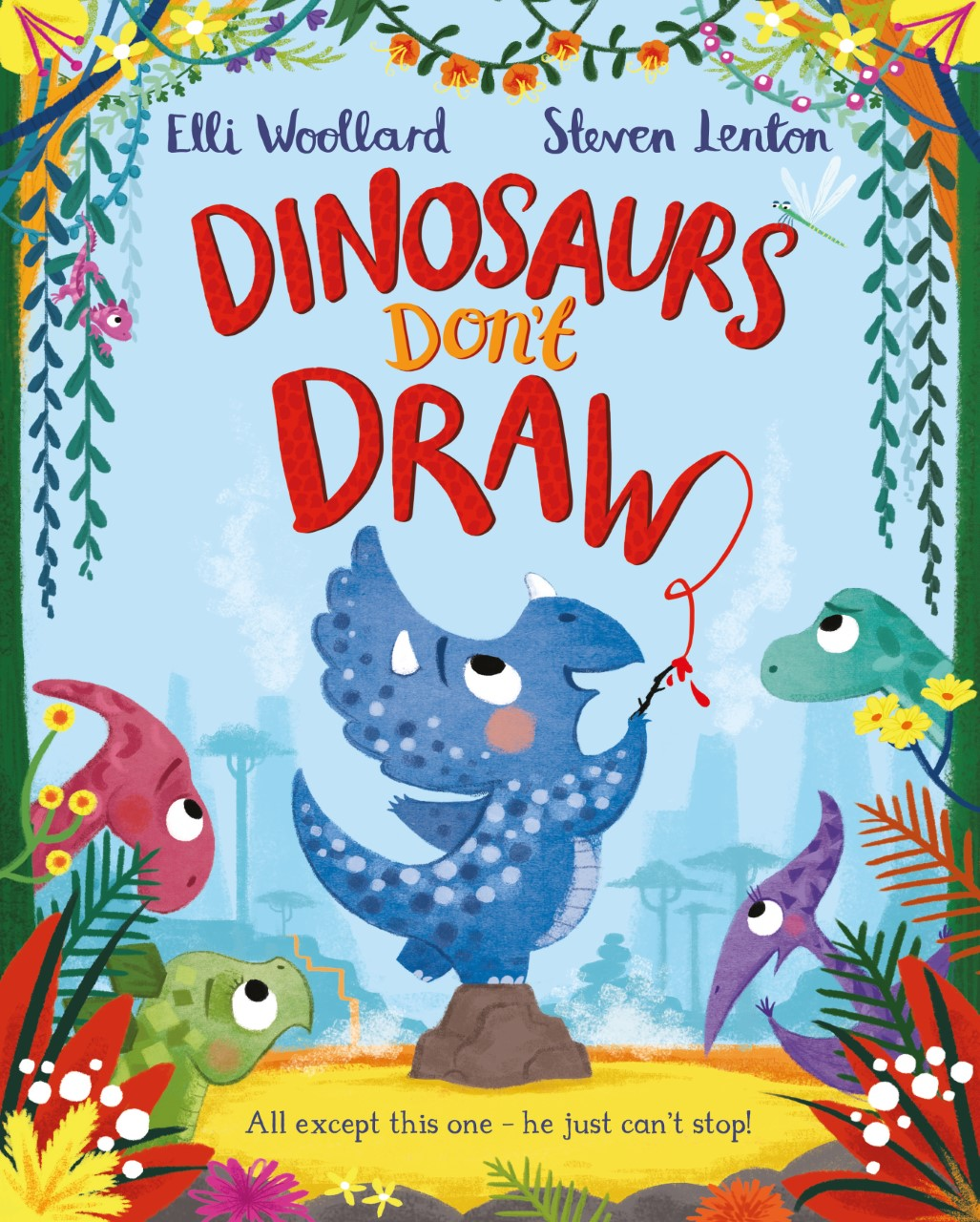 Dinosaurs Don't Draw