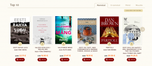 The Lying Game is an Estonian Bestseller 1