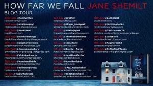 Follow The How Far We Fall Blog Tour!