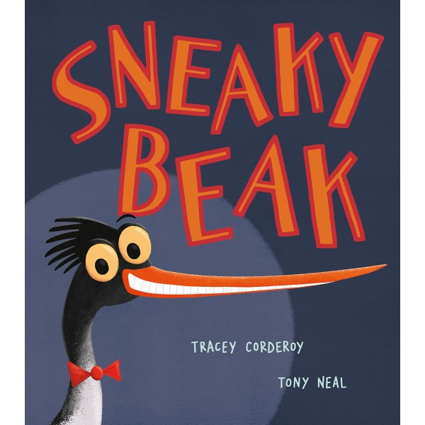 Sneaky Beak Longlisted for the 4-11 English Picture Book Awards