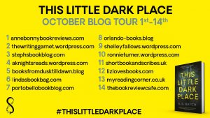 This Little Dark Place on a Blog Tour!