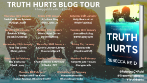 The Truth Hurts Blog Tour is Under Way