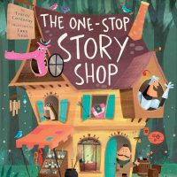 The One-Stop Story Shop at Waterstones Taunton