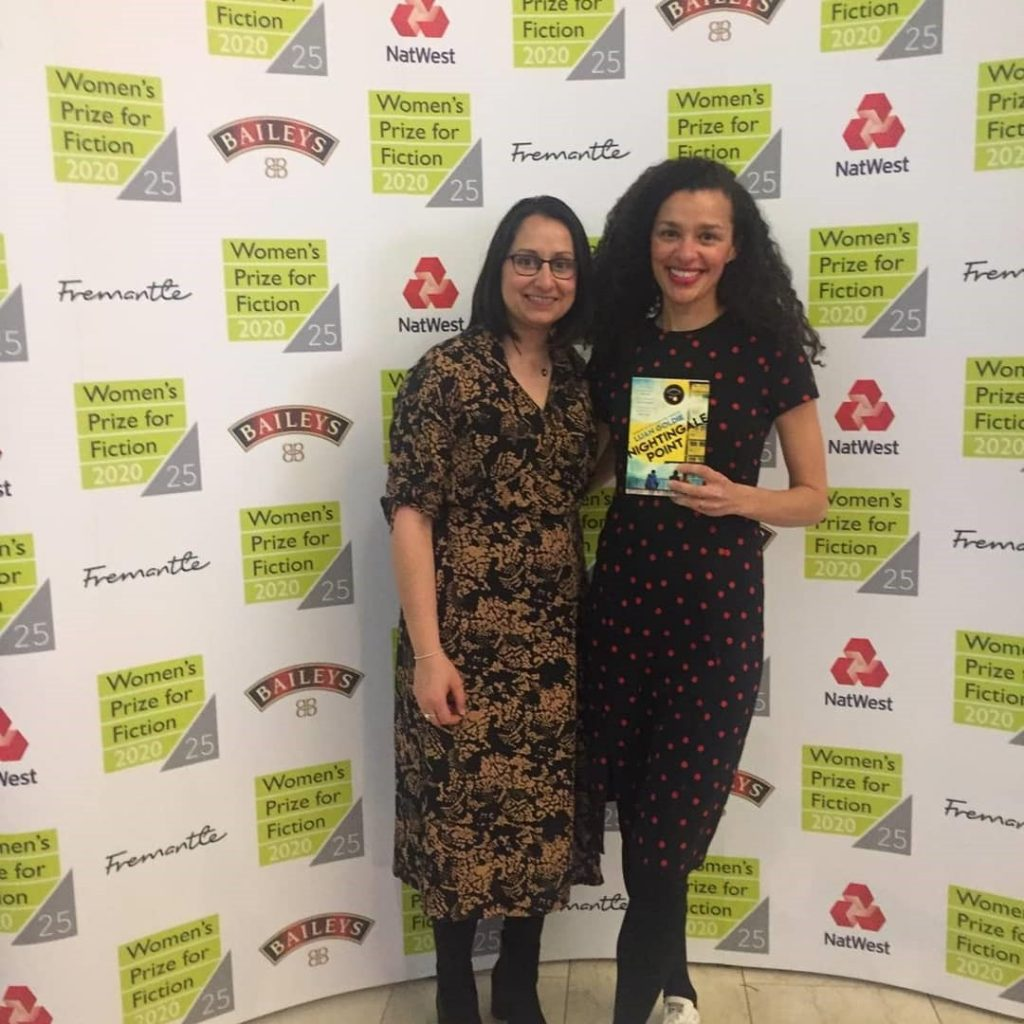 Nightingale Point Longlisted for the Women's Prize for Fiction
