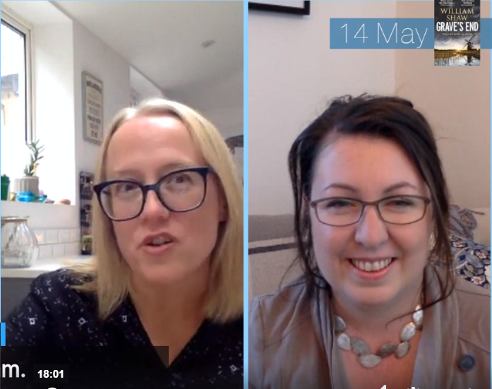 Catch Up on Ruth and Rachael's Facebook Live