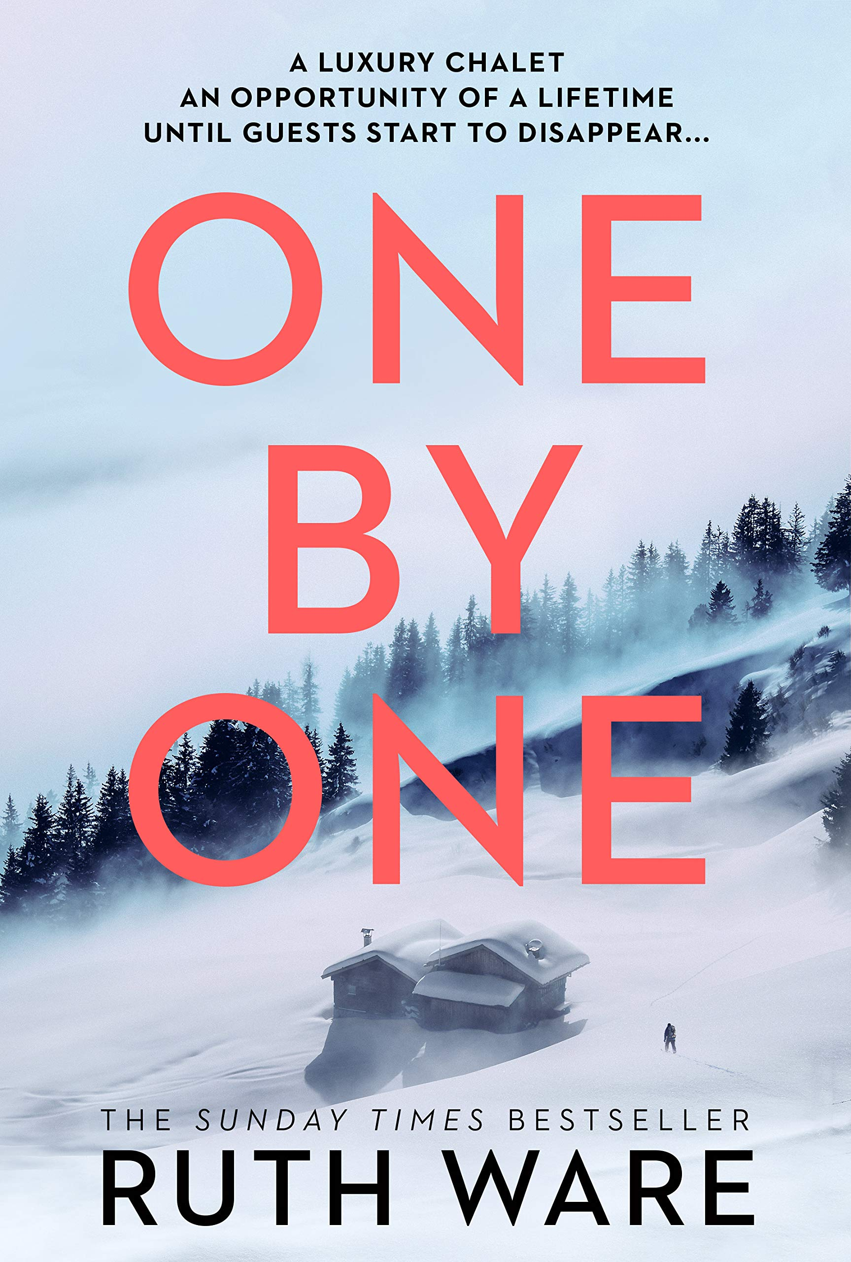 Read an Extract from Ruth Ware's One by One
